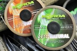 Поводковый материал Korda SuperNatural - фото 10442