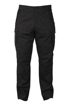 Штаны Fox Collection Black and Orange Combat Trousers - фото 10849
