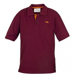 Футболка Fox CHUNK™ Polo Shirt Burgundy - фото 7007