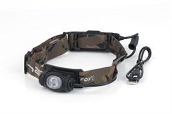 Фонарик налобный Fox Halo™ AL350C Headtorch - фото 7935