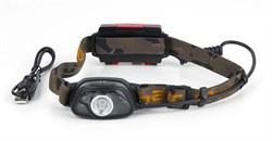 Фонарик налобный Fox Halo™ MS300C Headtorch - фото 8032