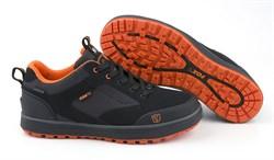 Ботинки Fox Black and Orange Trainers - фото 8056