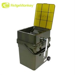 Молотилка для бойлов Ridge Monkey Advanced Boilie Crusher full set - фото 8098