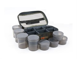 Кейс с баночками Fox Camolite Glug 8 Pot Case - фото 8332