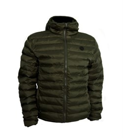 Куртка Fox Chunk Olive Quilted Jacket - фото 9052