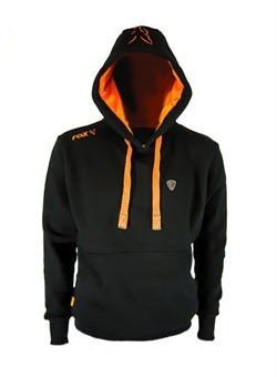 Толстовка Fox Black Orange Hoody - фото 9141