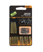 Безопасная клипса Fox Edges Power Grip Lead Clip Kit