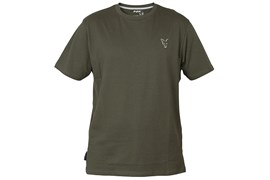 Футболка Fox Collection Green and Silver T-shirt