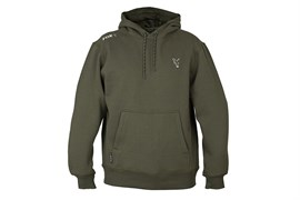 Толстовка Fox Collection Green and Silver Hoodie
