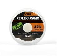 Поводковый материал Fox Edges Reflex Camo 20m