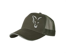 Бейсболка Fox Green and Silver Trucker Cap