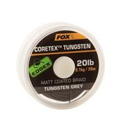 Поводочный материал с вольфрамом Fox Edges Tungsten Coretex