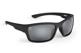 Матово-черные солнцезащитные очки Fox