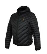 Куртка Fox Collection Quilted Jacket Black/Orange