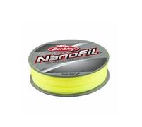 Шнур Berkley Nanofil Chartreuse 270м