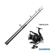 Карповый набор Sportex Advancer Carp 13ft 3.5lb + Shimano Aerlex 10000 XTB