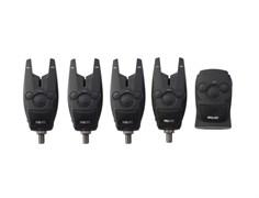 Сигнализаторы Prologic BAT+ Bite Alarm Set 4+1 разноцветные