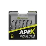 Крючки RidgeMonkey Ape-X Beaked Point Barbed
