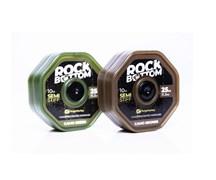 Поводочный материал в оболочке RidgeMonkey Rock Bottom Tungsten Coated Semi Stiff