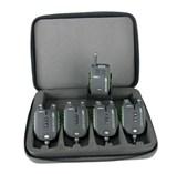 Сигнализаторы Carp Academy Sensor WDX 4+1
