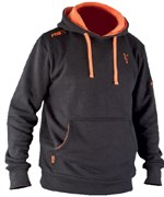 Толстовка Fox Black & Orange Hoodie