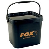 Ведро Fox Carp Bucket black
