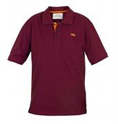 Футболка Fox CHUNK™ Polo Shirt Burgundy