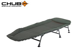 Раскладушка Chub RS-Plus Flatbed