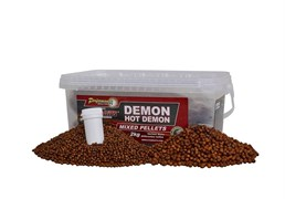 Пеллетс Starbaits Demon Hot Demon Mix