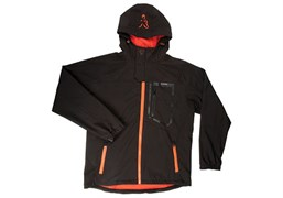 Куртка Fox Softshell Jacket Black/Orange