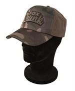 Бейсболка Fox Chunk Camo Solid Back Baseball Cap
