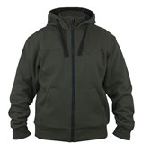 Толстовка Fox Green and Black Heavy Lined Hoody