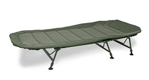 Раскладушка Fox Warrior 2 Bedchair 6 Leg XL