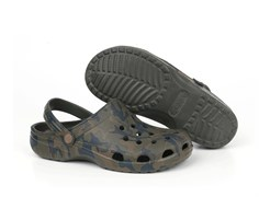 Кроксы Fox Chunk Camo Clogs