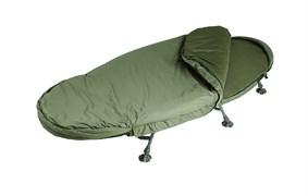 Раскладушка Trakker Levelite Oval Wide Bed System