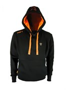 Толстовка Fox Black Orange Hoody