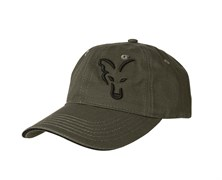 Бейсболка Fox Green and Black Baseball Cap