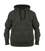 Толстовка Fox Green and Black Hoody